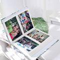 4D большой 6 дюймов Фотоальбом 100 листов Скрап Бумага Детские Семья Скрапбукинг альбомы свадебный фон для фотографий для рукоделия