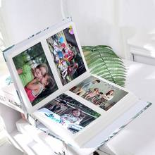 4d grande 6 Polegada álbum de fotos 100 folhas de papel scrapbook bebê família scrapbooking álbuns casamento foto diy artesanato