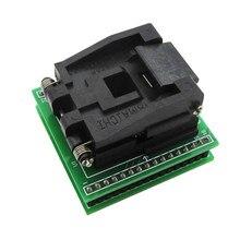 PLCC44 PER DIP40 / PLCC44 PER DIP44 IC Adattatore di Programmazione PLCC44 Prova di Chip Chip di Presa programmatore adattatore Socket