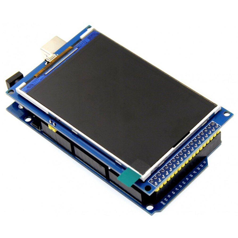 3.5 Inch TFT LCD Display Module Color Screen 480 X 320 Pixels 16 Bit Parallel Interface For Ar Mega 2560