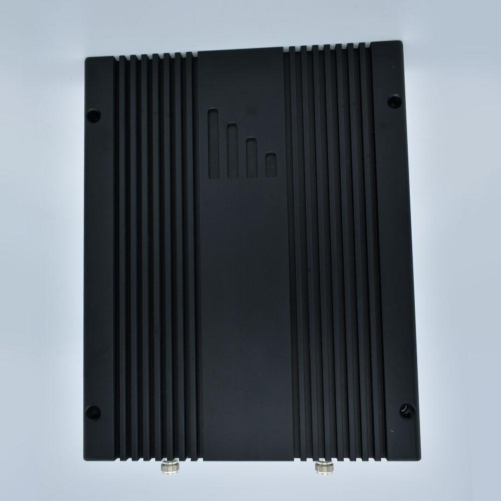 Lintratek GSM 2G 3G 4G Signal Booster 900 1800 2100 2600MHz Repeater 75dB 27dBm AGC MGC GSM UMTS LTE Amplifier