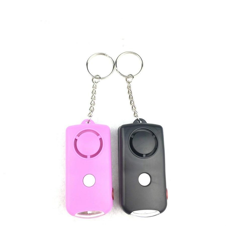 Women's Wolf Alarm Personal Alarm With Light Alarm Wolf Device
