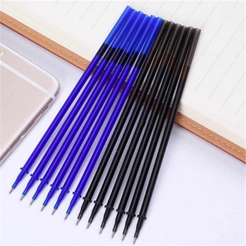 Löschbaren Stift Set Waschbar Griff Schwarz Blau Tinte Schreiben Gel Stift Rollerball Stifte Für Schule Büro Schreibwaren Liefert 04166