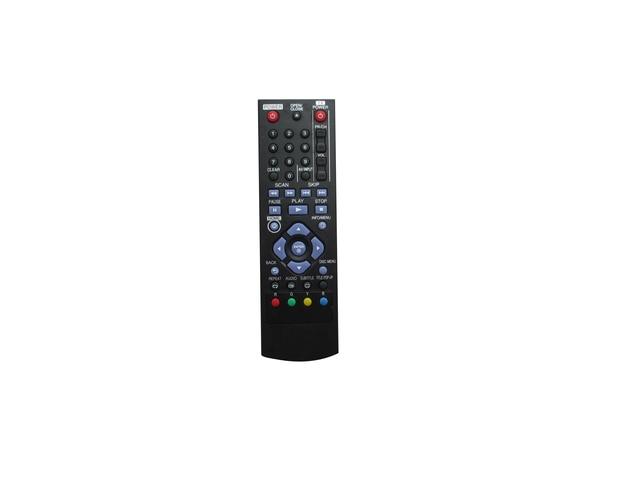 Télécommande Pour LG DVX162 DVX276 DVX286 DP542 DP432H DP522H DP822H DP932H DVX392H DVX482H DVX492H Blu ray BD Lecteur DVD