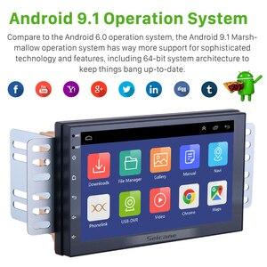 Image 3 - Seicane 2Din Android 9.1 Car Radio Stereo Multimedia Player GPS Navi For Universal TOYOTA Nissan Kia RAV4 FJ CRUISER ALPHARD