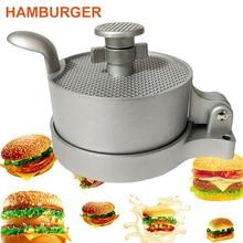 Aluminum alloy hamburger meat pie machine meat burger machine mold hamburger machine meatball machine ZD