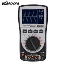 KKMOON-multímetro Digital osciloscopio de 4000 recuentos, ancho de banda de 20KHz, CC/CA, probador de diodo de frecuencia de resistencia de voltaje