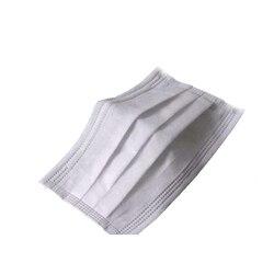 200 sztuk 3 warstwy włókniny Anti Virus medyczne usta nos Maska chirurgiczna filtr jednorazowe Maska Maska Respirator maski medico 5