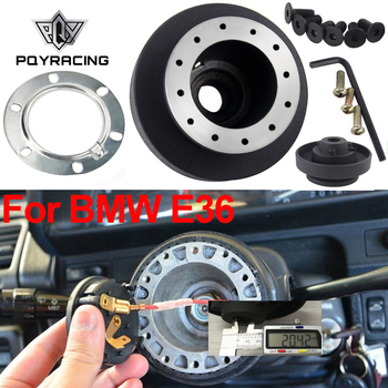PQY - Steering Wheel Hub Adapter Boss Kit for BMW E36 PQY-HUB-E36 image