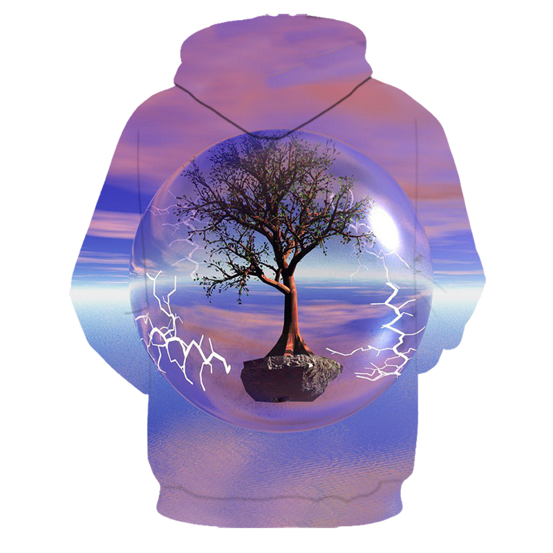 3D Printed Abstract Hoodies Men&Women 32