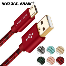 VOXLINK Original Micro USB Cable Fast Charger Mobile