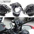 Светодиодный фонарь для мотоцикла U5 12V декоративная лампа для kawasaki ER-5 GPZ500S/EX500R NINJA 650R/ER6F/ER6N VERSYS