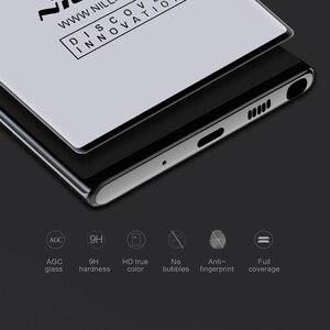 Image 4 - Dla Samsung Galaxy Note 10 + Pro szkło hartowane NILLKIN 3D CP + MAX folia ochronna na ekran dla Note10 pro uwaga 10 Plus 5G szklany