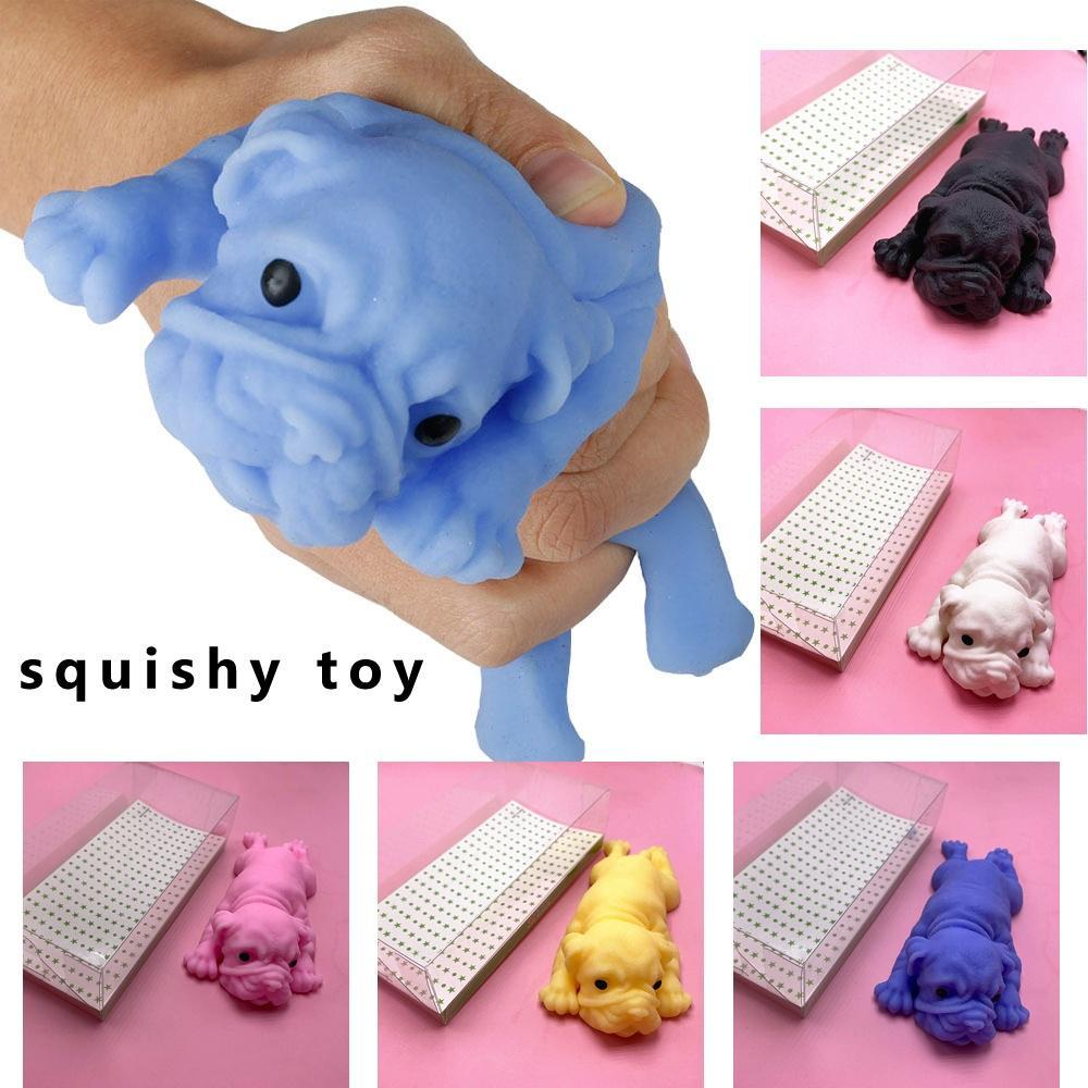 Decompression Artifact  Decompression Cute Anti Stress Goods Various Types Dog Toys Decompression Splat Vent Toy Dog Vent Toy