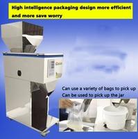 Máquina de Embalagem quantitativa 20-999g Máquina de Embalagem Vertical Ranules/goji/mistura de Cereais/pó/ máquina de Enchimento De arroz