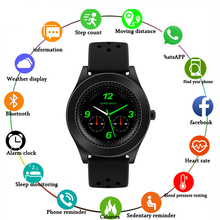 New Mens and Womens Smart Watches Waterproof health monitoring multi-sports mode gravity Sensing Bluetooth upgrade