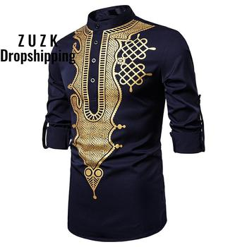 2020 New Shirt Men Fashion Africa Clothing Pullovers African Dress Clothes Hip Hop Robe Africaine Casual World Apparel printio hip hop world