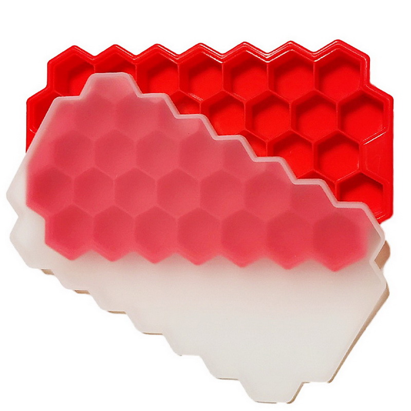 red With Lid