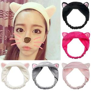 Girl\'s Fashion Cute Cats Ears Headband Hair Head Band Party Gift Headdress Hairband Hair Accessories for Girls Hair Accessories