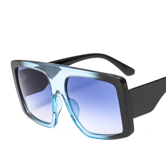 Jaw-dropping Large Sunglasses 7 Colors - Unisex 3