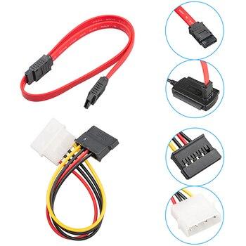 pc diy sata to esata with 4pin ide molex power supply socket adapter converter card full height profile for external hard drive SATA/PATA/IDE Drive To USB 2.0 Adapter Converter Cable For 2.5 / 3.5 Inch Hard Drive With 4 Pin Power Cable