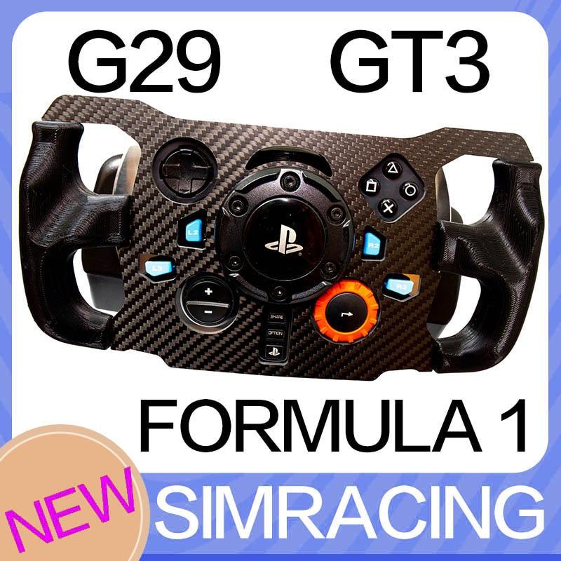 For logitech G29 Simracing Steering Wheel Formula One GT3 KTM  sim racing