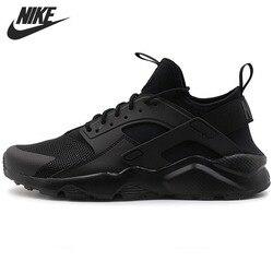 Оригинальный Новое поступление 2018 NIKE HUARACHE RUN Ультра мужские кроссовки для бега