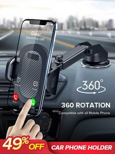 INIU Stand Support Sucker Gps-Mount Car-Phone-Holder Xiaomi No-Magnetic iPhone 11 Samsung