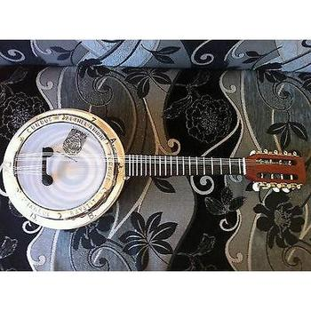 TURKISH BANJO BANCO MANDOLIN CUMBUS CUMBUSH BY ZEYNEL ABIDIN image