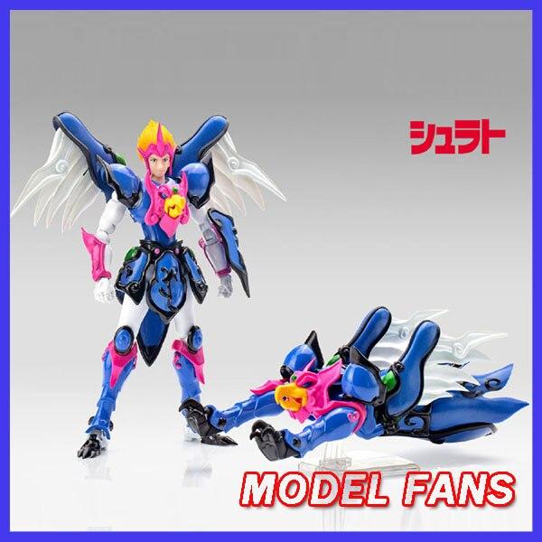 Modèle FANS en STOCK grands jouets grands jouets gt dasin modèle TenKuu Senki Shurato Garuda roi leiga métal armure figurine jouet