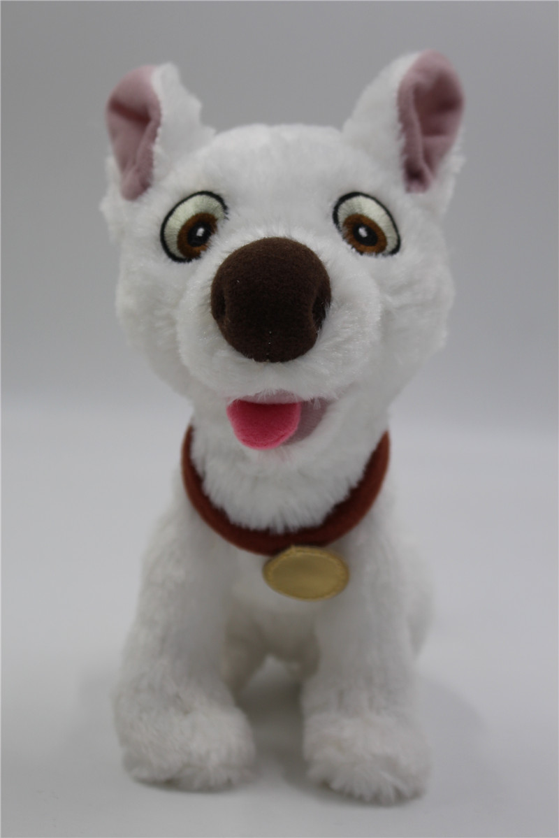 New Bolt Dog Soft Plush Toy Stuffed Animal 8
