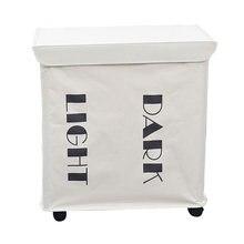 Корзина для хранения грязной одежды вращающаяся корзина белья