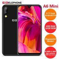 Elephone A6 Mini 4G смартфон 5,71