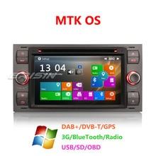 Erisin ES7166F 7 inch Car DVD Player GPS DAB+  For Ford C/S-Max Mondeo Kuga Focus Fiesta Fusion