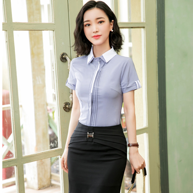 2019 New Style WOMEN'S Black Business <font><b>Skirt</b></font> WOMEN'S Dress Wrapped <font><b>Skirt</b></font> Korean-style Slim Fit Fashion <font><b>Bib</b></font> <font><b>Skirt</b></font> image