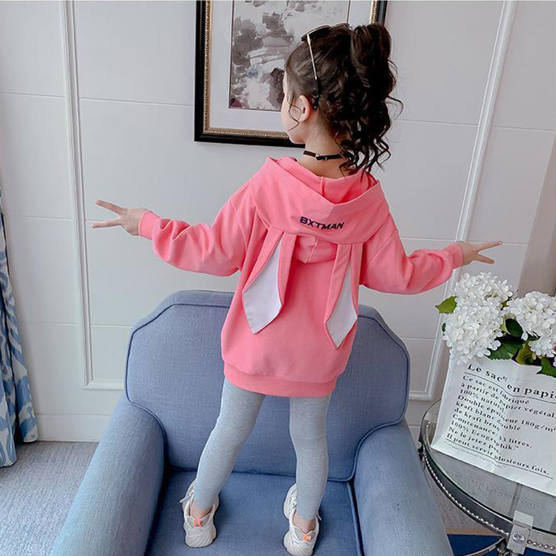Fashion Girls Clothes Set Teen Girls Tracksuit Spring Autumn Long Sleeve 2pcs Children Suits Little Girl Sets 4 6 8 10 12 years 5