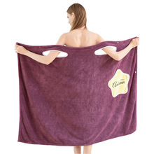Bath-Towel Wearable Hotel Home Absorbent Superfine New And for Autumn Gifts Women Fiber