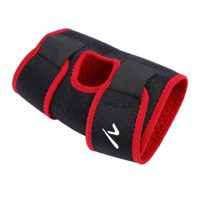 Fitness Knee Support Patella Belt Elastic Bandage Tape Sport Strap Knee Pads Breathable Protector Band For Basketball Cycling 3
