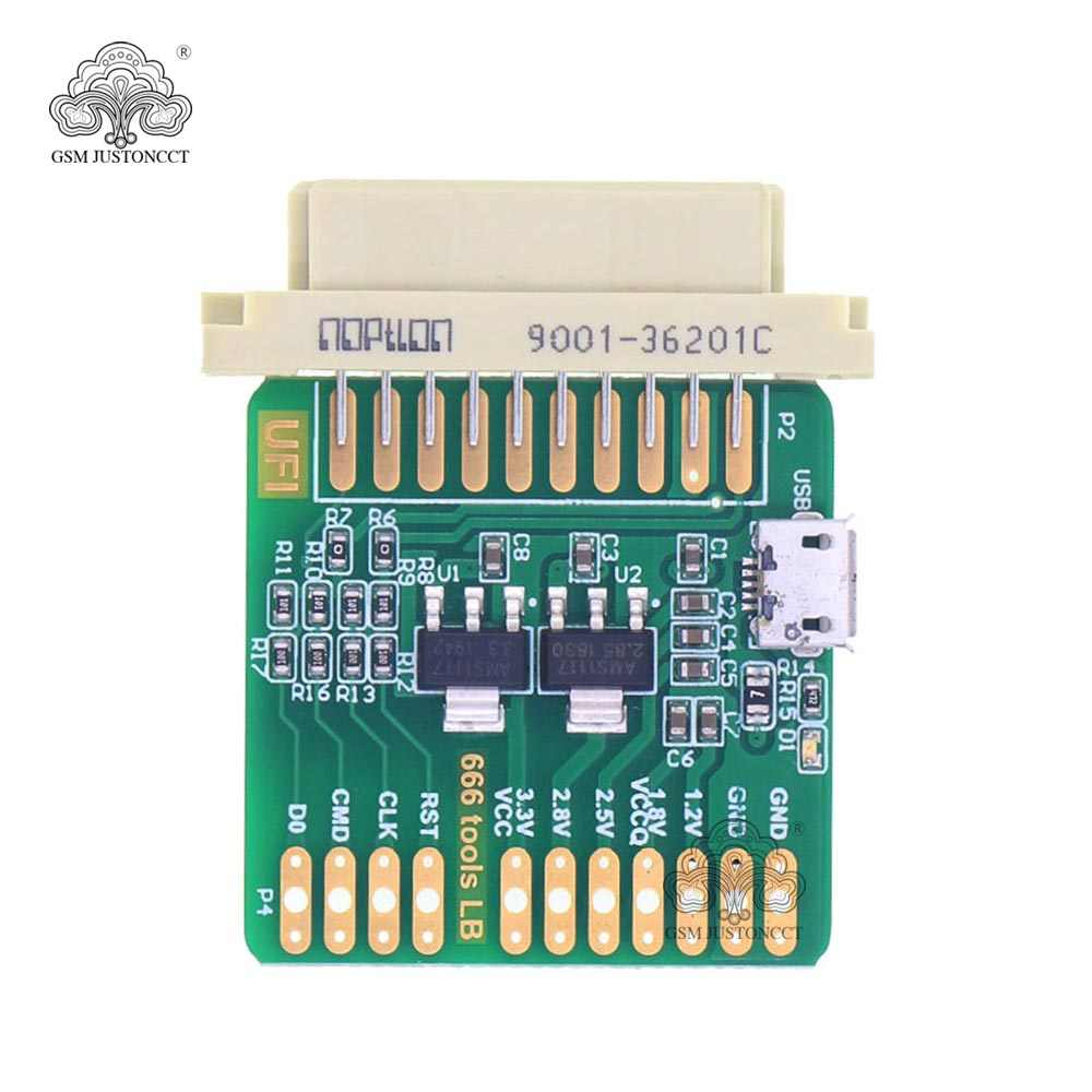 ISP reading and writing tool EMMC with Z3X Easy Jtag Plus or UFI Box to improve stable performance huawei OPPO