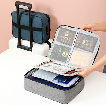 Business Travel Travel bags Document Tickets Storage Bag