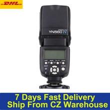 YONGNUO-transmisor inalámbrico YN560 2,4 GHZ para cámara, accesorios de luz Flash, Speedlite, integrado para cámara Canon SONY