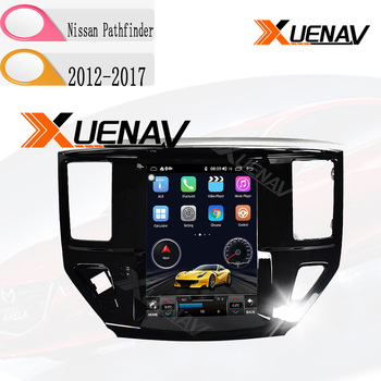 2 din for nissan pathfinder 2012 2013 2014 2015 2016 2017 autoradio GPS player for nissan car DVD player image