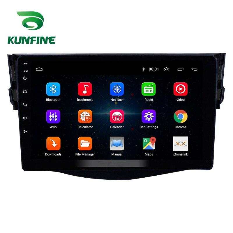 Android Car DVD GPS Navigation Multimedia Player Car Stereo For Toyota RAV4 2007-2012 Radio Headunit (1)