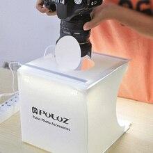 Background Photography Diffuse Lightbox Photo-Studio-Box-Kit Soft-Box PULUZ Black Folding