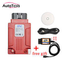 Professional SVCI J2534 and elm327 open hidden as free gift car diagnostic Tool FVDI j2534 Support Online Module Programming
