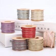 Аксессуары для украшения дома товары рукоделия Плетеный шпагат