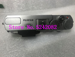 NEW FOR Fuji X30 open unit turntable switch top cover top strip Camera Repair Part