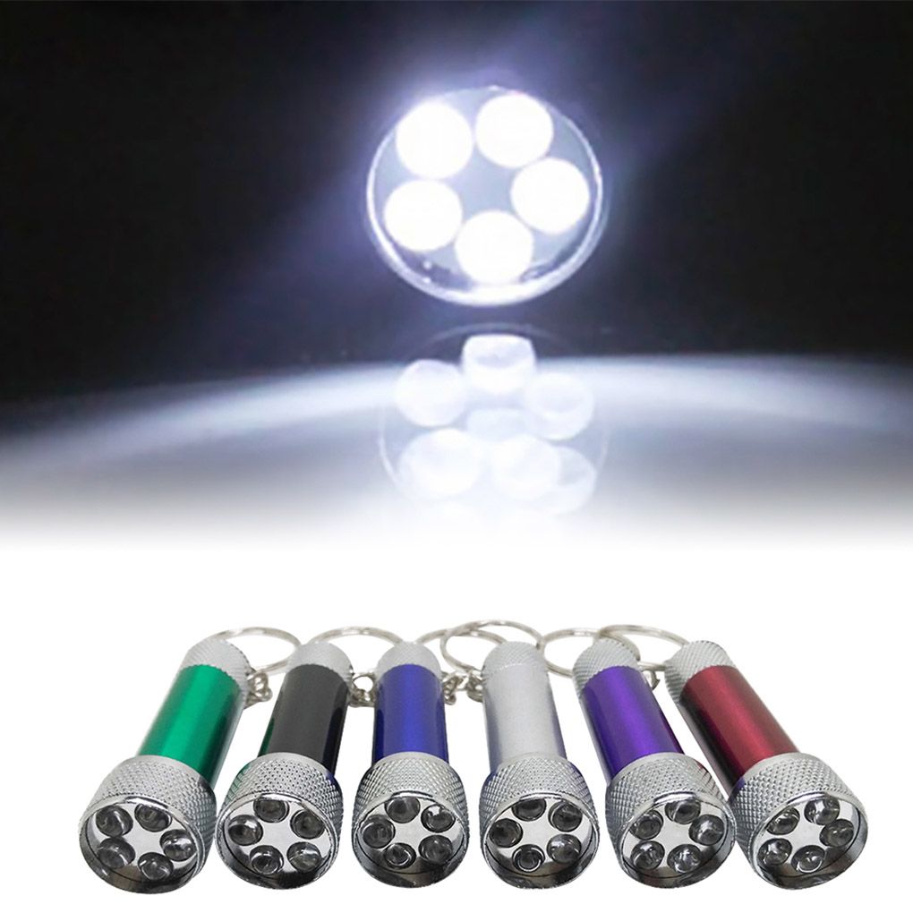 Super Bright 1W LED Zoom Function Torch Pocket Size Car Camping Hiking Outdoor