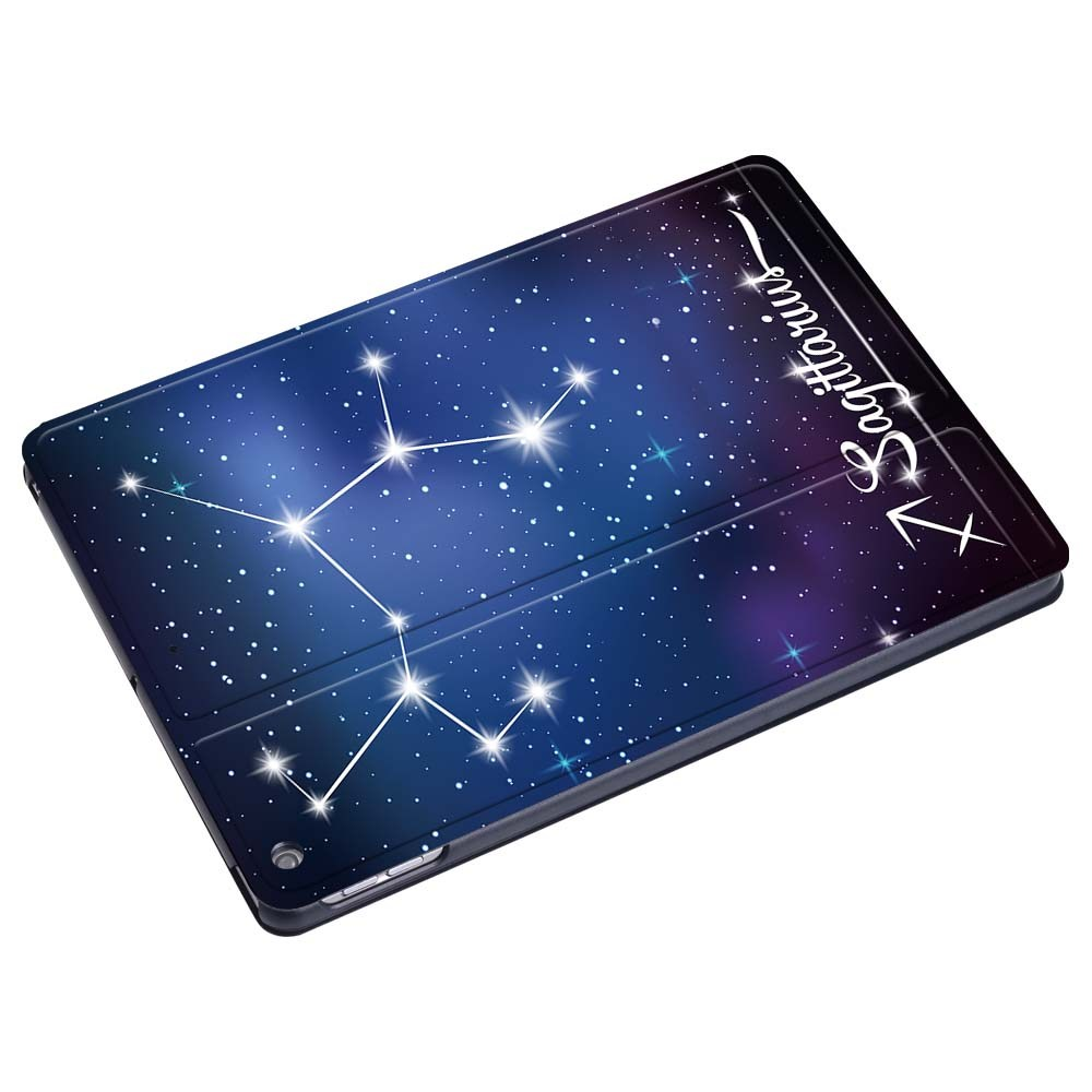 For Apple iPad 8 10 2 2020 8th 8 Generation A2428 A2429 PU Printed Star Sign