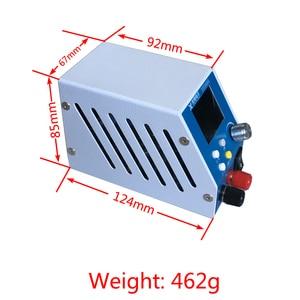 Image 3 - تيار مستمر تيار مستمر محول فرق الجهد CC CV وحدة الطاقة الرقمية قابل للتعديل موفر طاقة تنظيمي 6 ~ 55 فولت 5A مختبر متغير امدادات الطاقة
